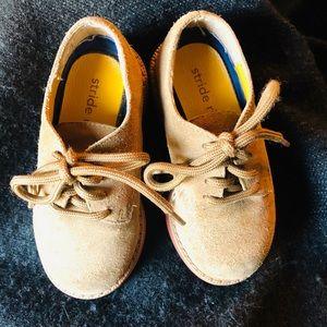 Boys Stride Rite Leather Shoe